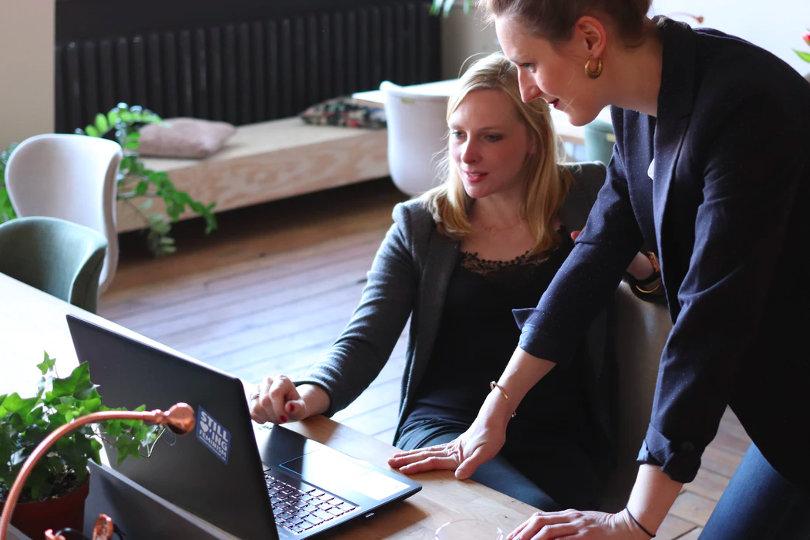 Women startup founders